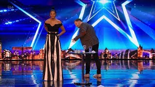 Britain's Got Talent 2017 Magician Neil Henry Full Audition S11E07