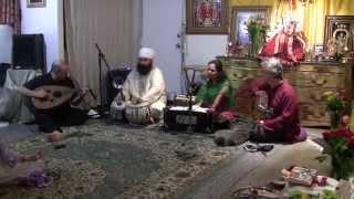 Kamini - Saraswati Kirtan by Kamini Natarajan