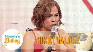 Nikki admits that she felt guilty about prioritizing her work over her daughter   Magandang Buhay