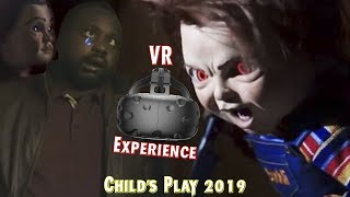 Child's Play 2019 Detective Mike Meets Andy Full Scene, Chucky Will Make You Cry? & VR Trailer!