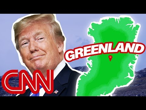 Yes, Donald Trump wants to buy Greenland