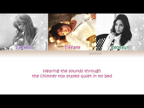 Girls' Generation-TTS - Dear Santa (English Version) (Color Coded English Lyrics)   by Yankat
