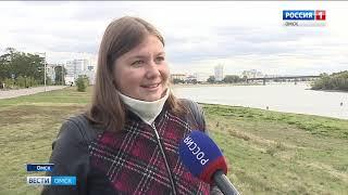 Омичи приняли участие во всероссийской акции «Чистый берег»