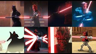 Evolution of Darth Maul (1999-2020) - Star Wars Movies and TV
