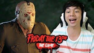 Jadi JASON!!! - Friday The 13th The Game - Indonesia