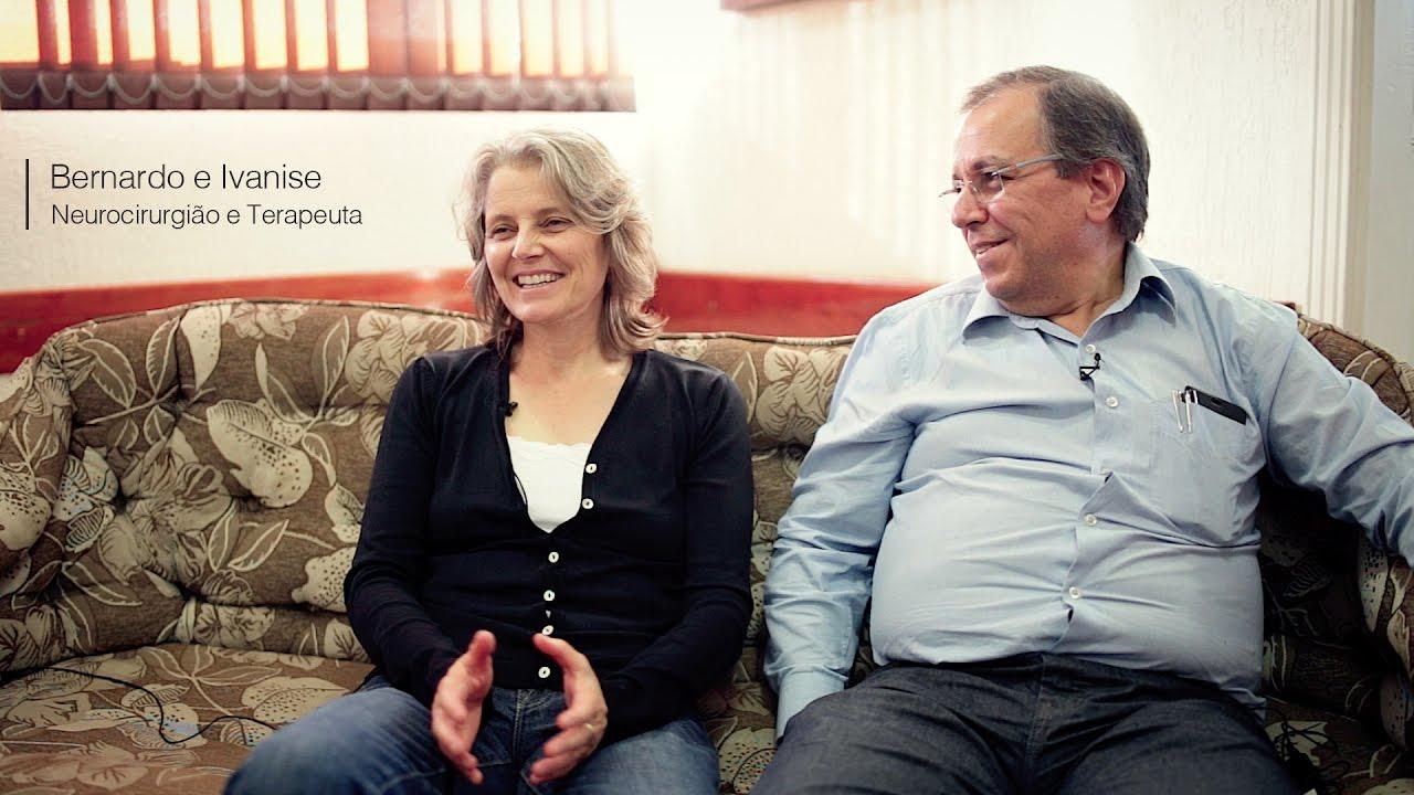 Depoimentos - <b>Ivanise e Bernardo Patrocínio</b>