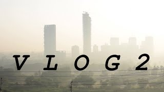 Why is it so Difficult to Film a Sunrise Timelapse in Delhi | VLOG 2