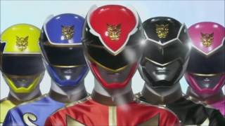 Super Sentai Team Up Anniversary