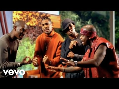 Ginuwine, R.L., Tyrese, Case - The Best Man I Can Be