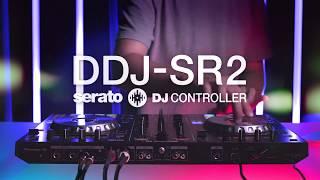 PIONEER DJ DDJ-SR2 in action