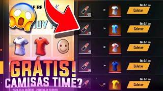 SAIU!! EVENTO COM CAMISAS DE TIME NO BRASIL, LOJA MISTERIOSA 8.0, EVENTO DE PÁSCOA E MAIS! FREE FIRE