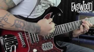 Eastwood SD 40 Hound Dog Guitar - RJ Ronquillo