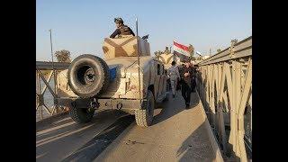 العراق: تطهير وادي الشاي من داعش     -
