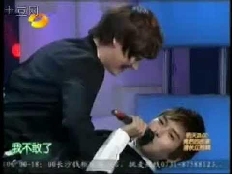 Super Junior (Kyuhyun and Ryeowook)