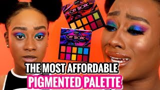 The Most Affordable Pigmented EyeShadow Palette