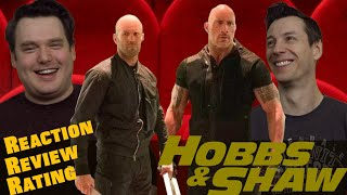 Hobbs & Shaw - Trailer 1 Reaction / Review / Rating
