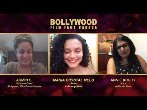Annie Koshy and Maria Crystal Melo talk A Bloody Mess