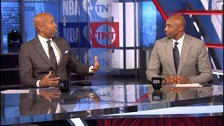 Inside the NBA - The Crew on who will make the playoffs in the Western Conference
