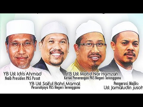 HIMPUN 1.0 - Ceramah YB Ustaz Saiful Bahri Mamat