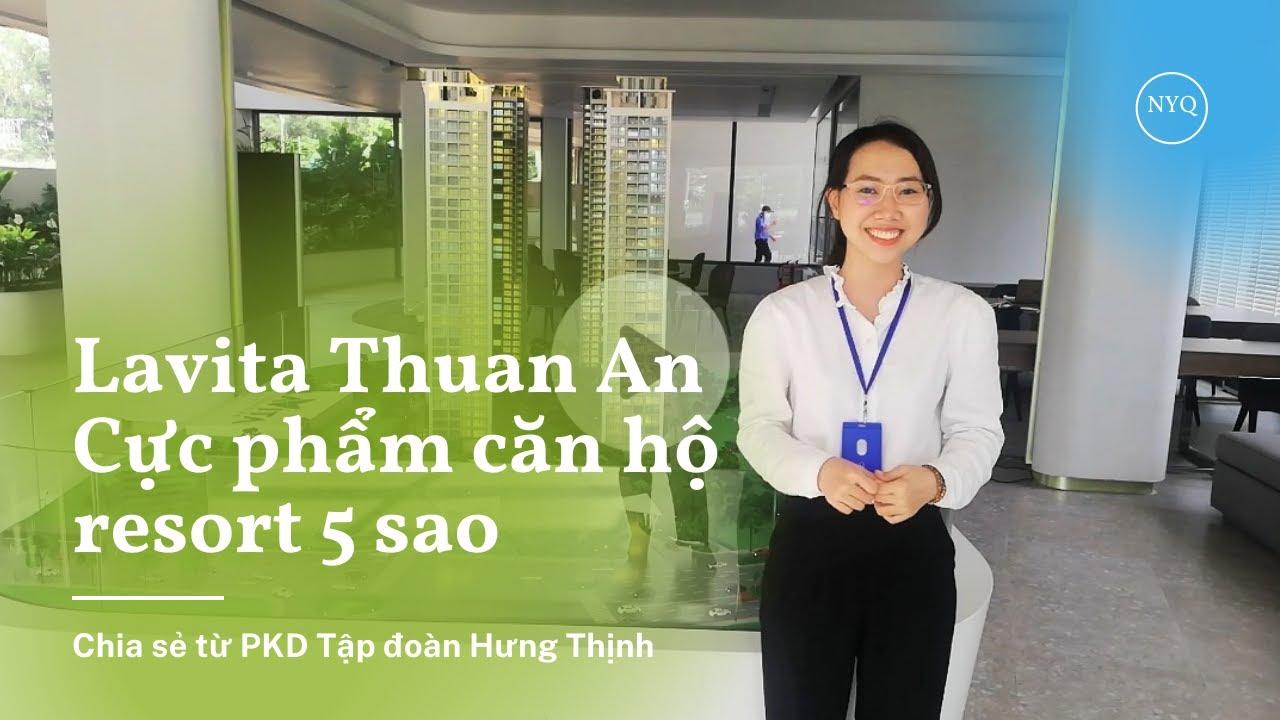 Chính sách hỗ trợ tốt nhất mùa dịch, TT 300tr sở hữu ngay, CK 2+18% - căn hộ resort Lavita Thuận An video