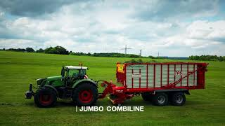 Neues Video: JUMBO, JUMBO COMBILINE Ladewagen