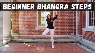 Easy Bhangra Dance Tutorial || Tera Yaar Bolda || Beginner Bhangra Steps || BHANGRAlicious