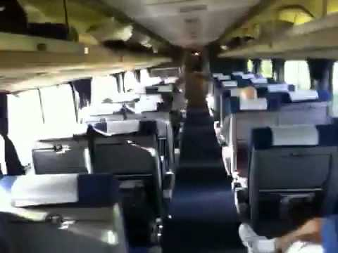 Tour Inside Amtrak Auto Train Youtube