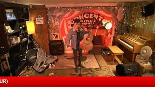 Ryan McMullan instore @ Concerto Record Store 21/04/2018