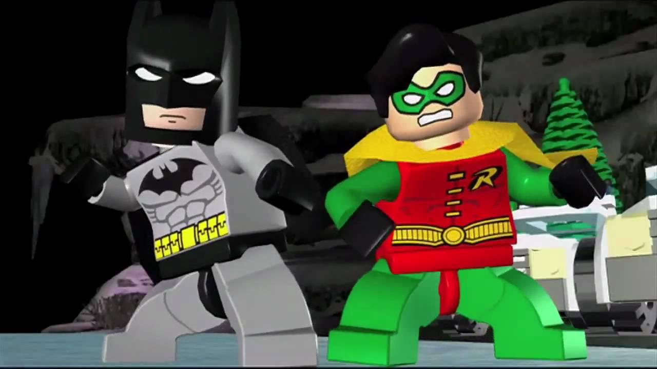 LEGO Batman: The Videogame trailer - YouTube