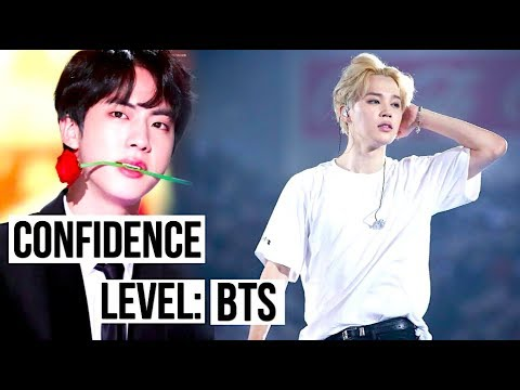5 minutes of BTS being confident