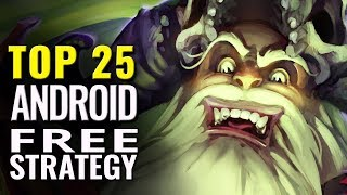 Top 25 Best FREE Android Strategy Games