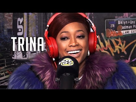 Trina Got Her Ass Insured + Why Her and Wayne Split