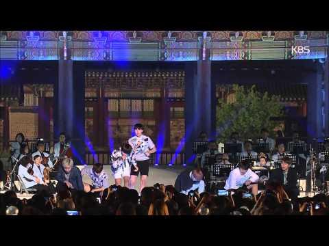 [HIT] 열린음악회 - 방탄소년단(BTS) - 흥탄소년단.20150607