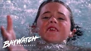 Mitch Does His Best to Save TWO Children On Baywatch but IS IT TOO LATE?! Baywatch Remastered