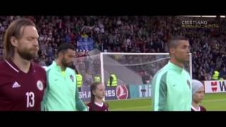 Cristiano Ronaldo vs Latvia HD 720p (9/6/2017)-NXN Football