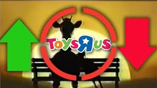How Toys R Us Entered The Red Ring Of Death - The Rise And Fall