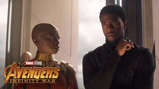 Marvel Studios' Avengers: Infinity War -- Chant TV Spot