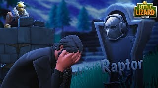 RAPTOR FAKES HIS OWN DEATH! * SEASON 5 *Fortnite Short Film
