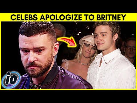 """Џастин Тимберлејк ја """"оцрни"""" во негова песна - 10 ѕвезди кои ѝ должат извинување на Бритни Спирс"""