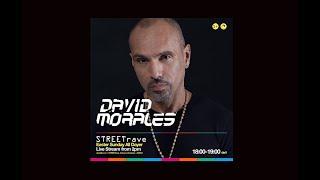 David Morales Live for STREETrave LIVE Stream @ DIRIDIM Studio 12/04/20
