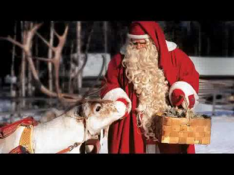 Santa Claus llego a la ciudad - Kantada por Ninon