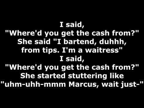 Hopsin - Hotel In Sydney - Lyrics