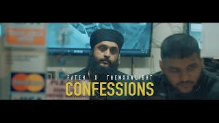 Confessions – Fateh Ft Themxxnlight