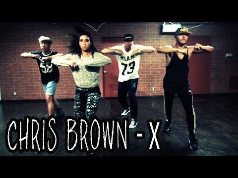 CHRIS BROWN - 'X' Dance Video | @MattSteffanina Choreography (@ChrisBrown)