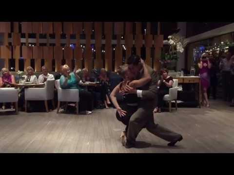 Ivan Terrazas and Sara Grdan at Tango with Colette - Zamba para olvidarte