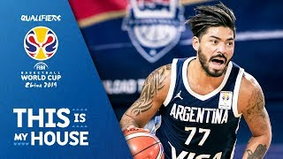 Argentina's Best Plays of the FIBA Basketball World Cup 2019 - Americas Qualifiers