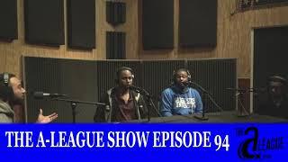 A League Show 94- NFL, Maori Davenport, Trevor Lawrence, Hawks, NBA old heads