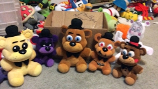 FNAF Plush Season 2 Episode 2: Freddy's Party