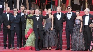 Adam Driver, Olga Kurylenko, Terry Gilliam and more at The Man Who Killed Don Quixote red carpet cer