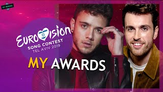 EUROVISION 2019: MY AWARDS [Before The Show] 31 Categories // From 🇳🇱